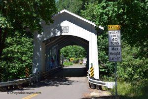 Short Bridge - South Santiam River