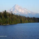 Lost Lake Viewpoint Mt Hood