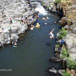 Jordan Bridge Thomas Creek Swimming