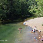 Kilchis Logging Bridge Swimming