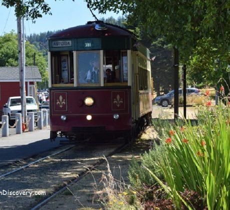 Astoria Riverfront Trolley