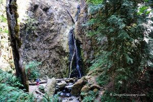 Soda Creek Falls